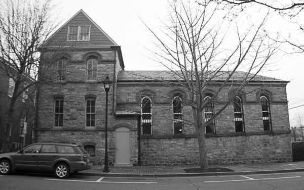 old easton jail