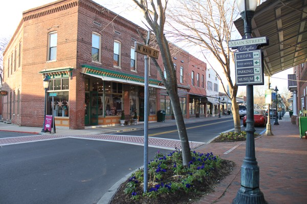 Historic Downtown Berlin MD