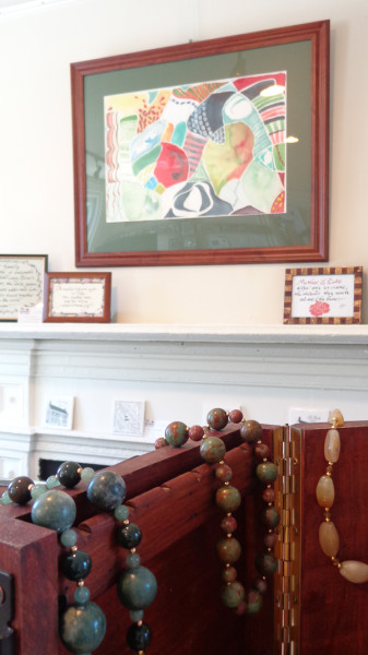 Art on display - the Foundry