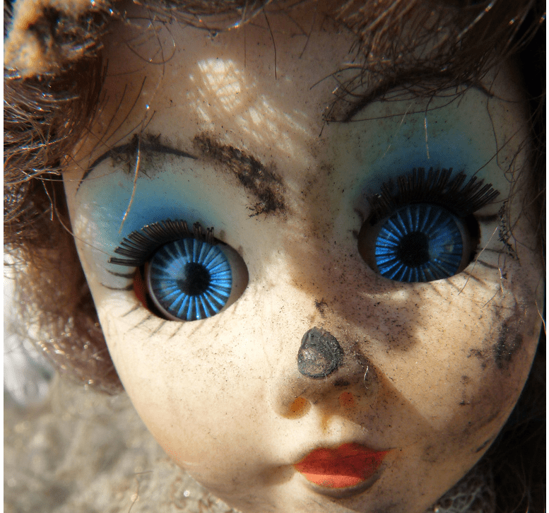 Old Dolly at the Crumpton Auction
