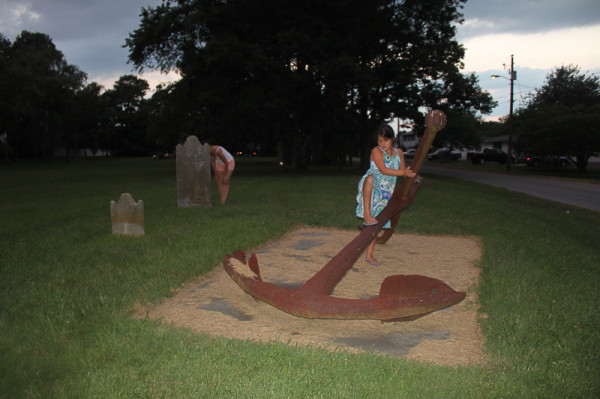 William Carhart Grave - Ocean City