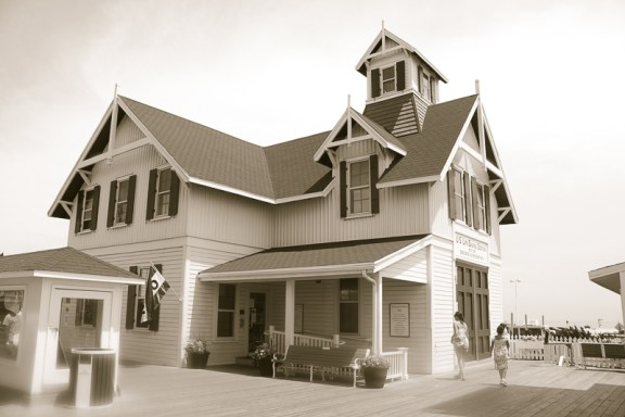 Ocean City Life-saving Station Museum