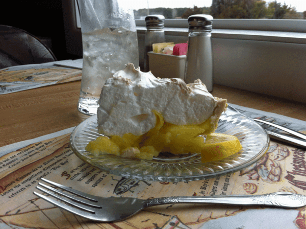 Old Salty's Lemon Pie