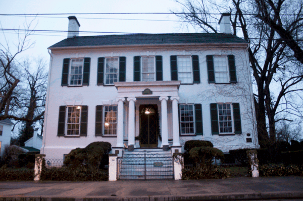 Governor Goldsborough's House