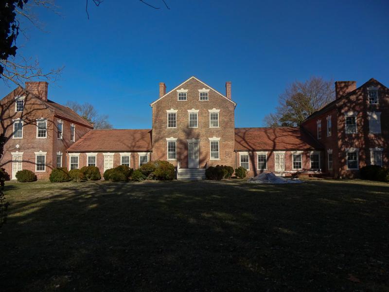 Teackle-Mansion