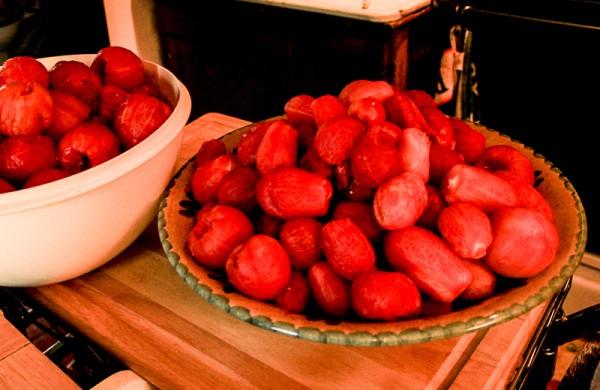 100 peeled Italian tomatoes