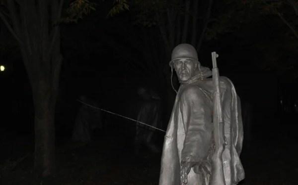 Korean Veterans Memorial - 1