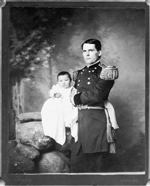 Gen. Leonard Colby and Lost Bird