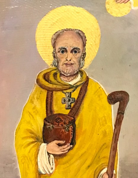 Saint Aidan of Lindisfarne