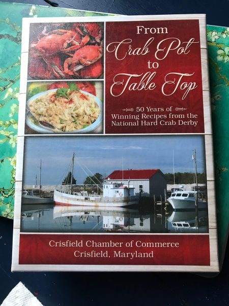 From Crab Pot to Table Top Cookbook