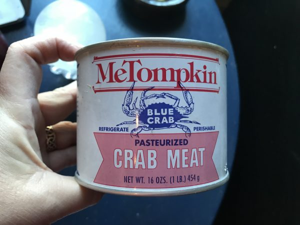 Metompkin Bay Crab Meat