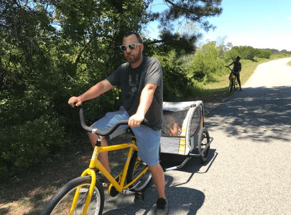 Chincoteague Virginia Bike Trail