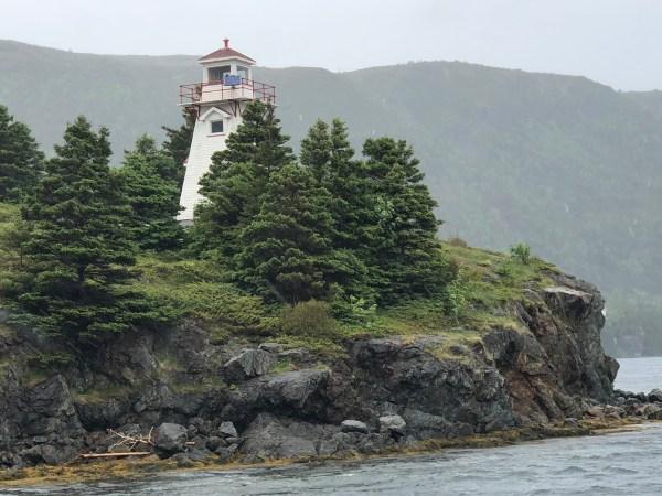 Woody Point Lighthouse, Bonne Bay Newfoundland