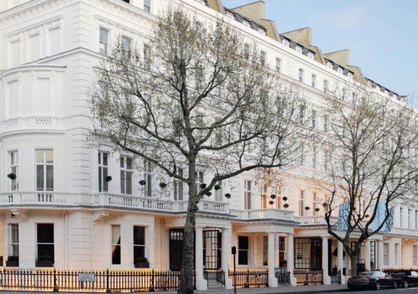 ザ ケンジントン ホテル(The Kensington Hotel)