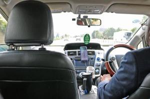ウーバー uber タクシー