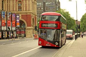 ロンドンバス №9