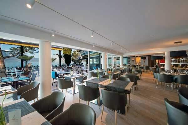 ユーロテル モントルー ホテル(Eurotel Montreux,Montreux)