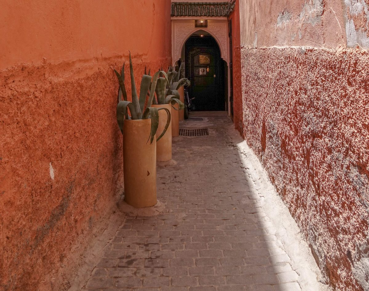 Deceptive Beauty: Different Perspectives on Moroccan Architecture