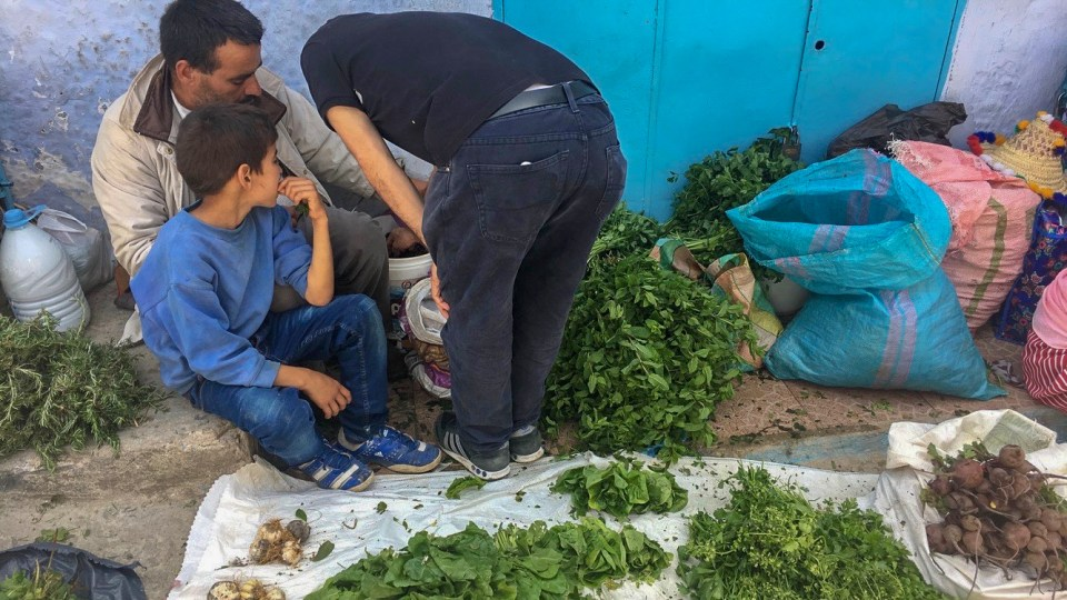 Moroccan cooking, Chefchaouen, Lala Mesouda, Beldi Bab Ssour, cooking class, Morocco, tagine