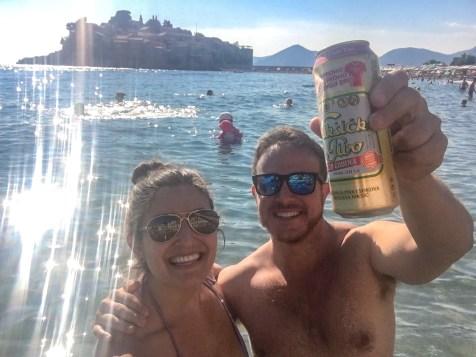 Adriatic + Nikšićko Pivo = double-dose of refreshment!