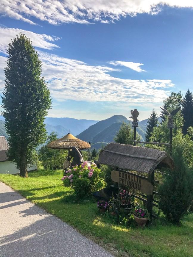 Cerkno, Slovenia.