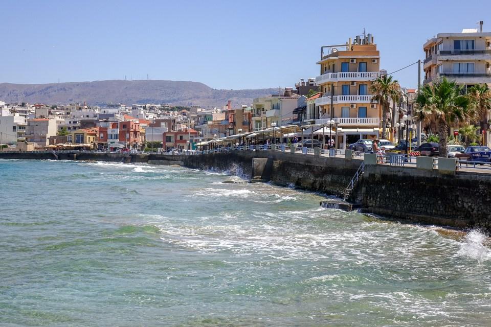 5 Days in Crete, Chania
