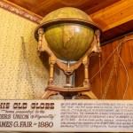 The Old Globe Virginia City Nevada