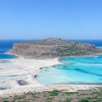 Crete Greece Balos Beach