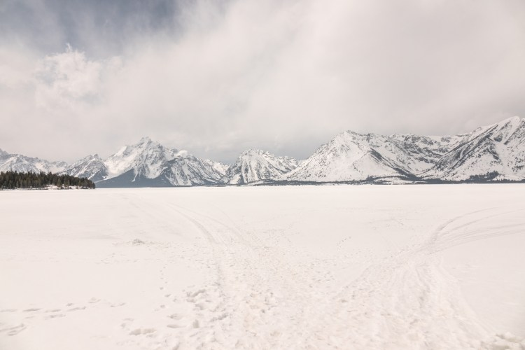 Grand Teton Road Trip Colter Bay