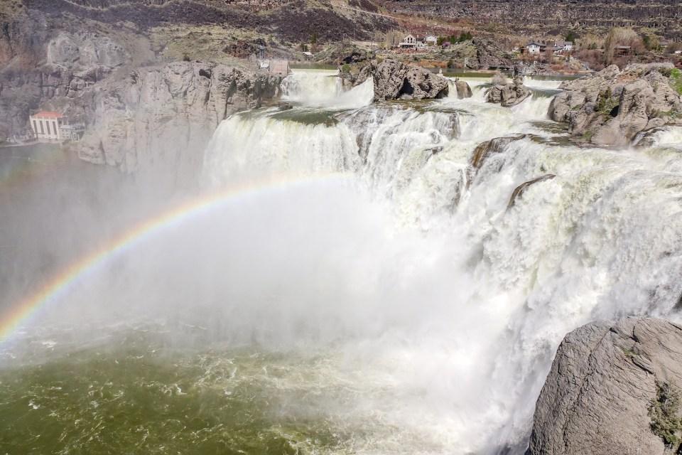 Shoshone Falls Park Idaho