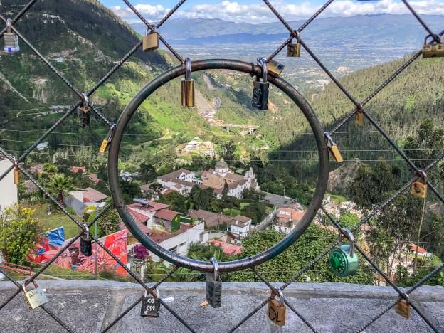 Travel Photography Inspiration: Mirador de Guápulo Quito Ecuador