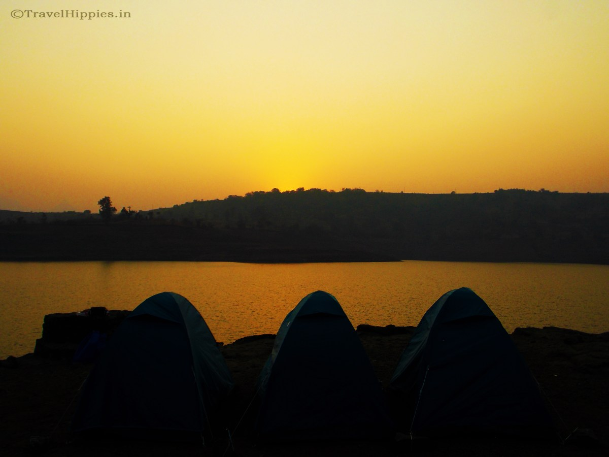 Bhandadara : Camping by the Lake