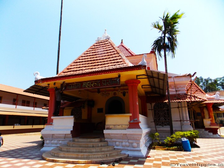 temples of Goa