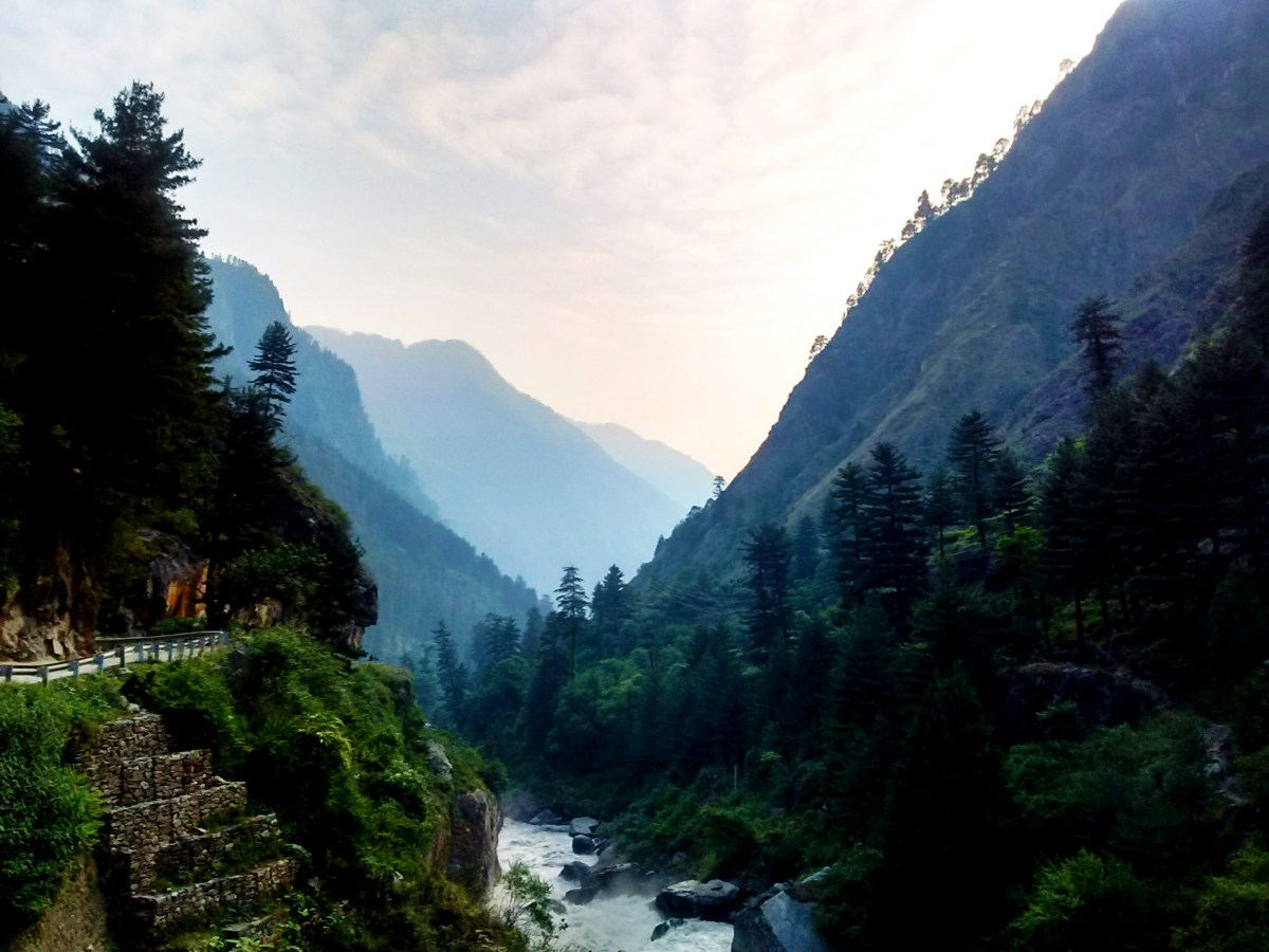 Explore the Hippie Hash Town of the Himalayas