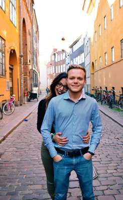 Copenhagen couple