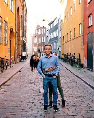 Copenaghen romantica