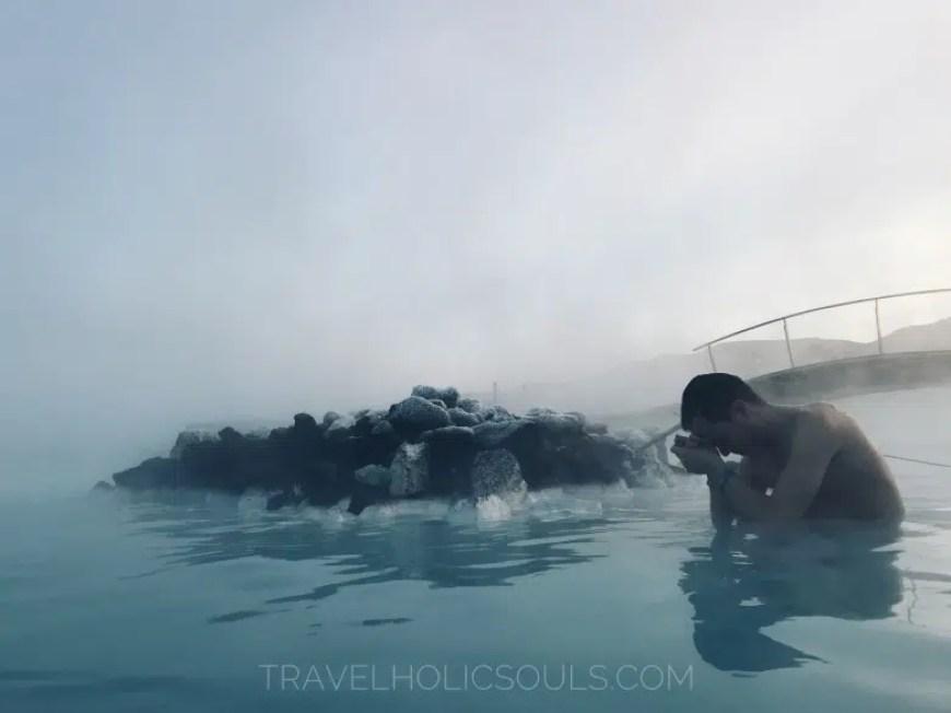 fumi della blue lagoon