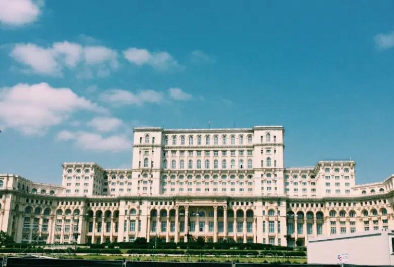 Rumanian parlament