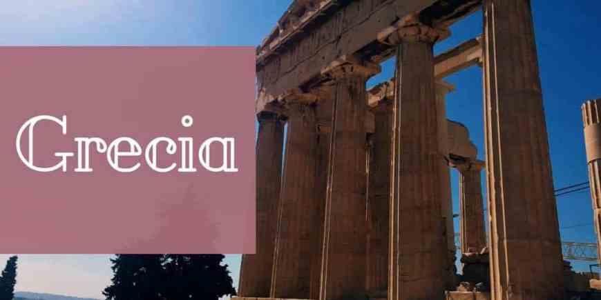 Grecia destinazione
