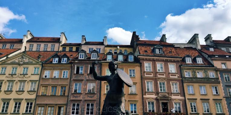 centro storico stare miasto varsavia