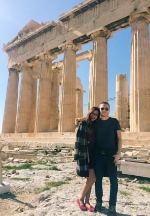 motivi per visitare Atene a marzo