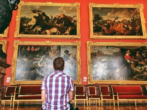 cosa vedere a San Pietroburgo quadri