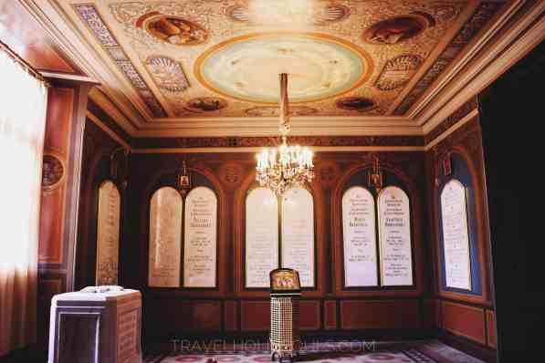 mausoleo romanov San Pietroburgo