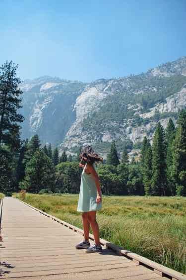 visitare il parco Yosemite in un giorno