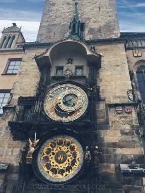 orologio astrologico visitare praga