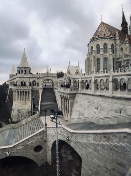 cosa vedere a Budapest: il bastione dei pescatori