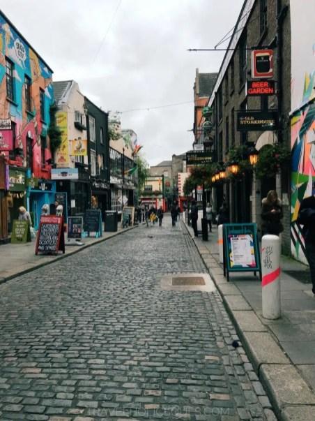 Dublino Irlanda: Temple Bar