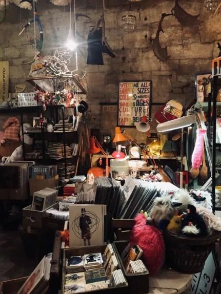 Budapest negozi vintage