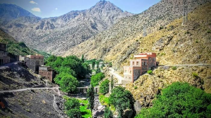 imlil landscape