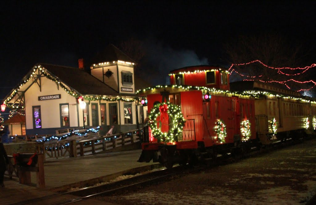 Trains Rides For The Holidays Travel Hymns
